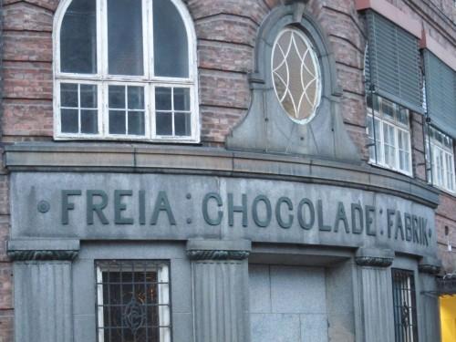 Freia Chocolade Fabrik