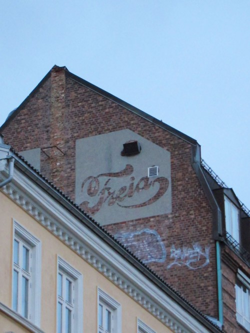 Freia wall