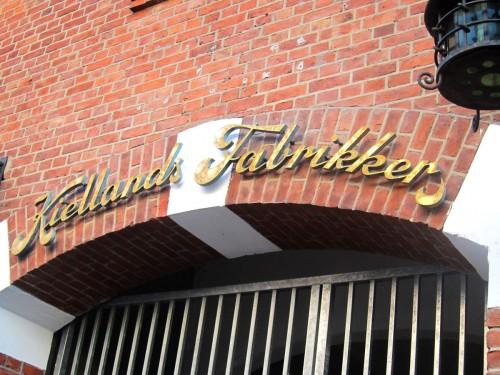 Kiellands fabrikker
