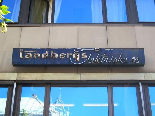 Tandbergs Elektriske