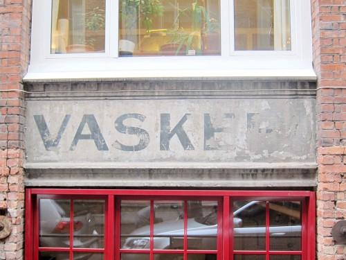 Vaskeri
